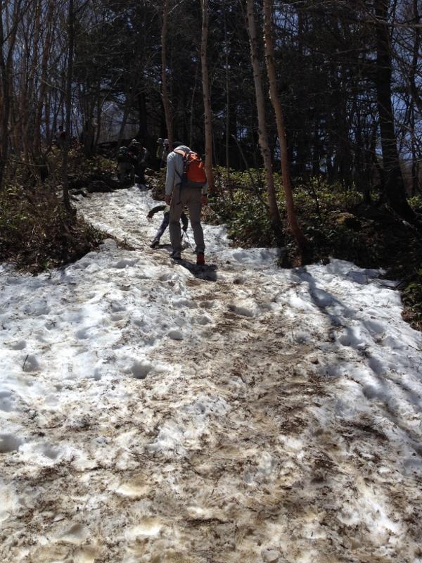 雪道をトリッカーズで (600x800)