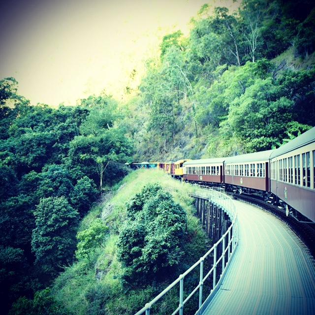 キュランダ(クランダ)鉄道